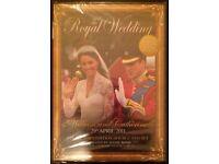 New DVD: 'The Royal Wedding - William & Catherine' (2011)
