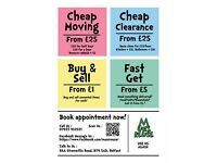 CHEAP CLEANING, MOVING, FAST GET SERVICE