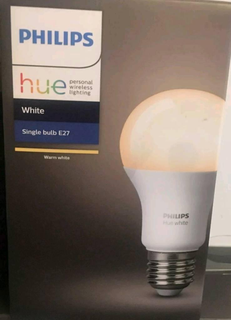 8aa45e3d741 Philips Hue E27. Philips Hue Hub With Philips Hue E27. Philips Hue E ...