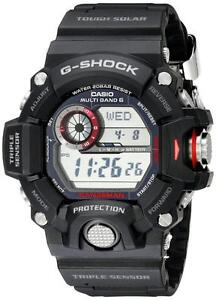 NEW Casio G-Shock Rangeman Master of G Atomic Watch GW9400-1CR