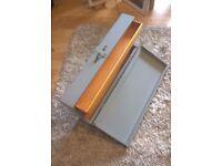 Vintage Carpenter's Box (Industrial / Storage)