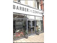 BARBER FULL/PART TIME must have 3 years experince