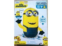 REMOTE RADIO CONTROL KEVIN MINION INFLATABLE MOVING TOY