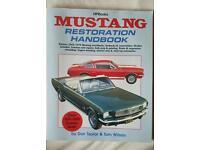 Ford Mustang Restoration Handbook
