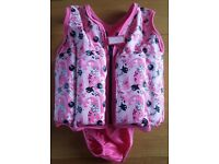 Pink Baby Life Jacket