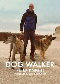 Dog Walks: Richmond, St Margarets/Twickenham