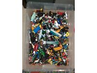 Total of 444 metal toy vehicles