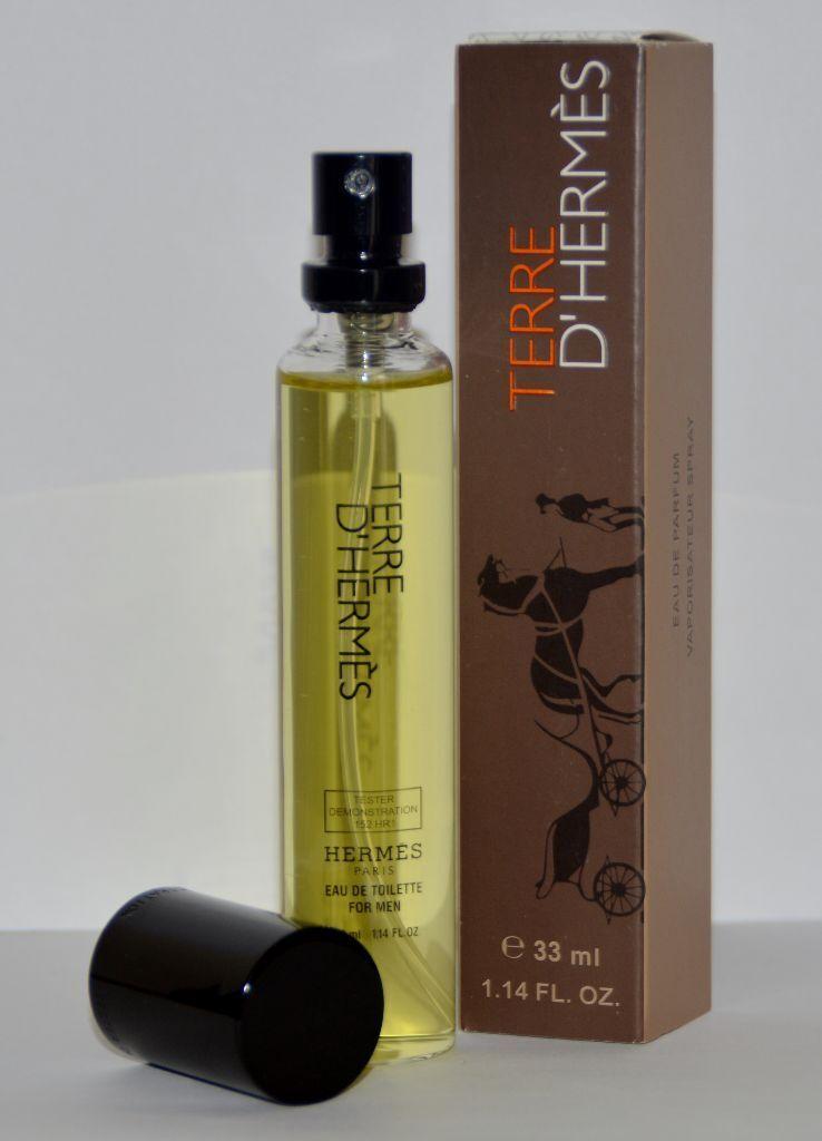terre d hermes 33 ml eau de parfum fragrance free postage. Black Bedroom Furniture Sets. Home Design Ideas