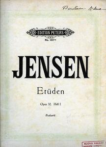 EDITION-PETERS-N-1317-034-JENSEN-Etuden-Opus-32-Heft-I-034-Ruthardt-Primo-900