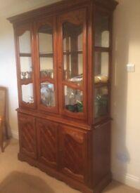 Dining Room Dresser Display Cabinet