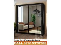 A sliding 2 door Wardrob