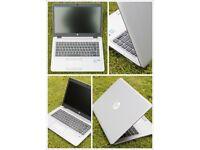 """New Laptop HP EliteBook 840 G3 Silver RRP£980 14"""" (512GB, Intel Core i5 6. Gen, 2.8GHz, 4GB)"""