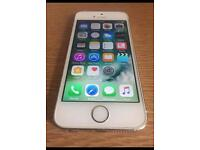 Good Condition iPhone 5S Silver EE, Asda, BT & VirginNetwork With New Accessories. Can Deliver