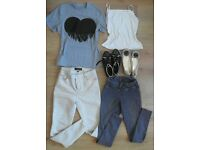 Womens clothing bundle size 6-8
