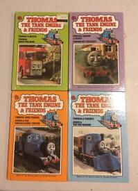 First Edition Thomas the Tank Books