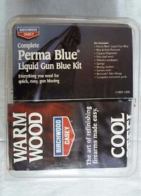 LIQUID BLUE GUN KIT