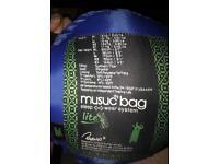 Sleeping bag suit - Music sleeping bag system