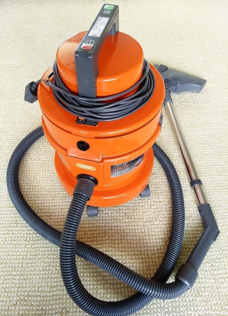 Vax 6131t 3 In 1 Canister Vacuum Cleaner Carpet Washer