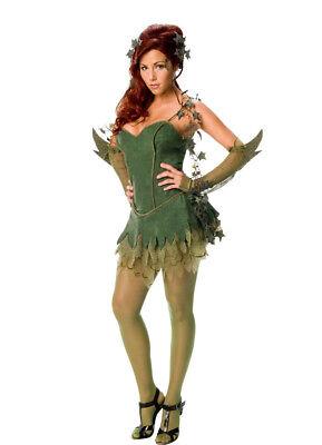 iz Poisen Ivy Kleid Kostüm Schuhe (Ivy Kostüm)