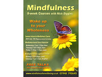 Free Introduction to Mindfulness and Mindfulness-based Courses