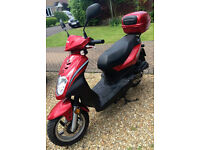 Sym Symply 49cc Scooter/moped
