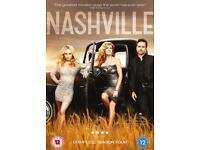 NASHVILLE SEASON 4 - DVD BOX SET