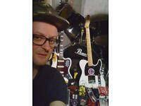 Wanted! Versatile Guitarist for London based Alt-pop band