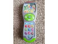 Leap frog remote toy