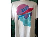 F&F Skull t shirt mens medium
