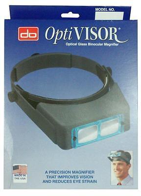 Donegan Optivisor Headband Magnifier - Donegan OptiVisor Headband Magnifier, You choose from 6 Lenses, MADE IN THE USA