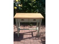 Bramley Oak Farmhouse Style Console Table #REDUCED FOR BANK HOLIDAY WEEKEND#