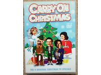 Carry on Christmas - The 4 Original Christmas TV Specials [DVD]