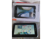 "***Lenovo 7"" Dual Core 16gb Tablet - MicroSD Android - BOXED LIKE NEW***"