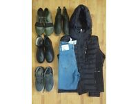 """(£50)""""Great Condition"""" (Jacket SUPERDRY MOUNTAIN (Size S) +Set of kid's jeans/"""