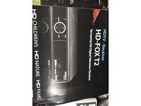 HUMAX freeview hd receiver