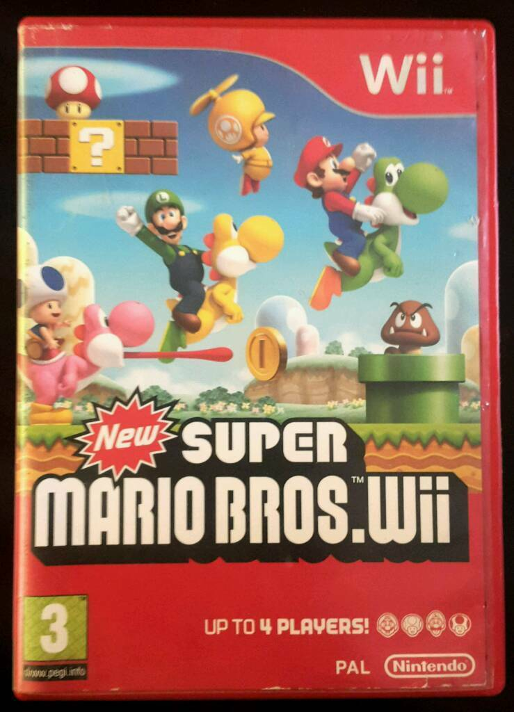 New Super Mario Bros Wii | in Middlesbrough, North Yorkshire | Gumtree