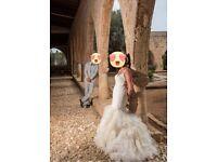 Mori lee wedding dress 2819