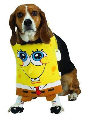 Pet SPONGEBOB SQUAREPANTS Dog Costume (Spongebob Hund Kostüme)