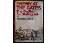 Vintage 'Enemy At The Gates' Hardback (1973)
