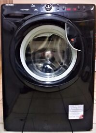 Hoover Black 7kg Spin 1200, excellent conditions-one year old