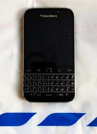 Blackberry classic, in mint condition. WESTFERRY