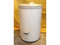 Zanussi Model 2801a Spin Dryer. 2800 rpm 3kg load. Good, clean working order, very effective dryer.