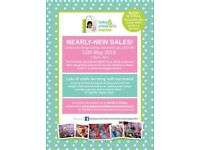 Baby & Childrens Market Nearly New Sale - Cambourne