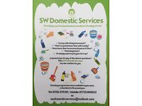 Domestic Cleaning - providing a professional and personalised cleaning service