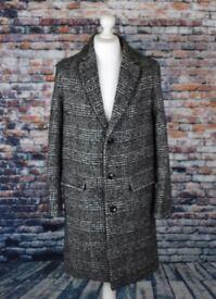 Mens Overcoat .. coat / jacket