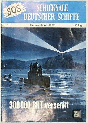 SOS Schicksale deutscher Schiffe Band 110 in Z2