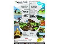 THE BEST BUSINESS OPPORTUNITY IN TOURISM