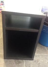 Black Bed Side Table