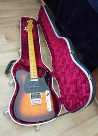 Fender Telecaster Modern Player Plus.
