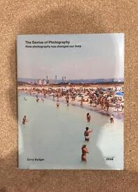The Genius of Photography Book by Gerry Badger